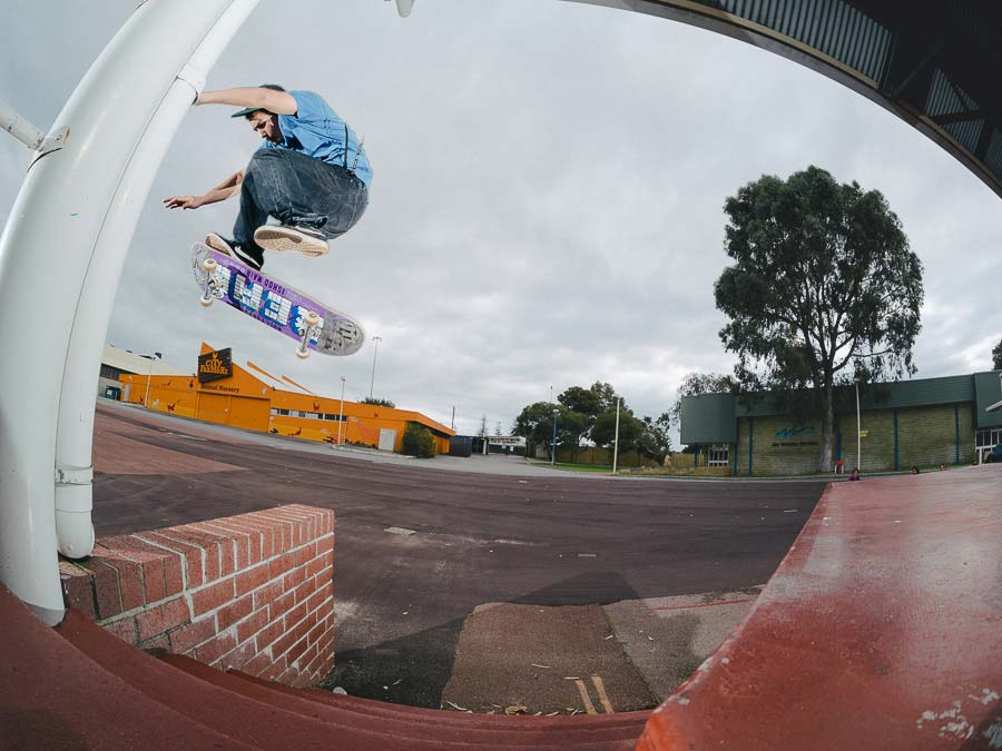Thomas Harrison hardflip